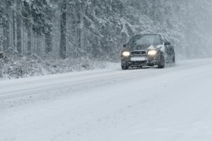 How to Drive Safely this Winter