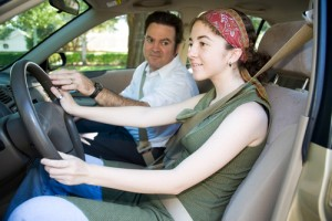 Talk to Your Teen About Distracted Driving