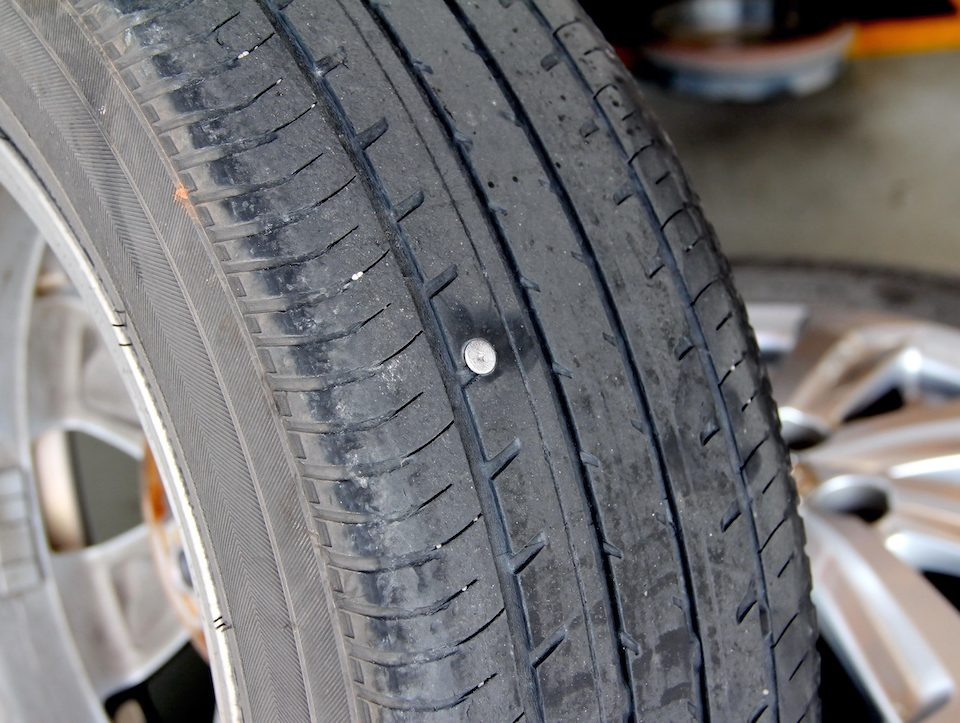 can-a-tire-with-a-nail-be-repaired