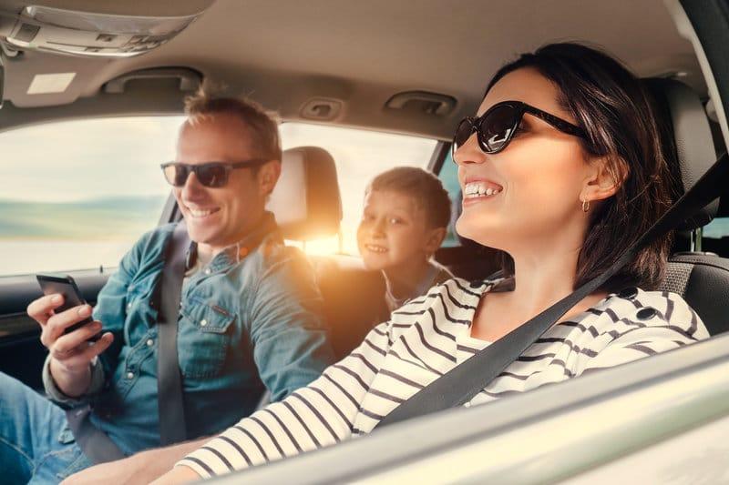 car sickness road trip tips