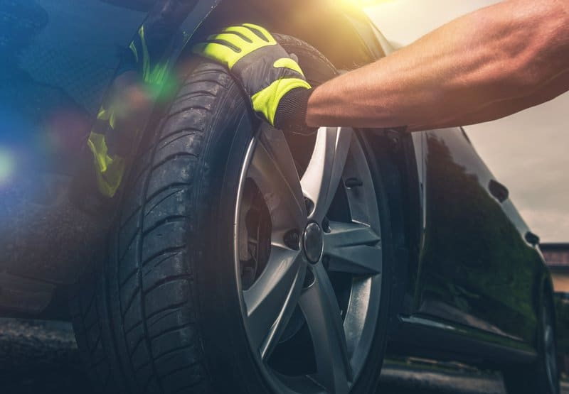 tires - when to replace