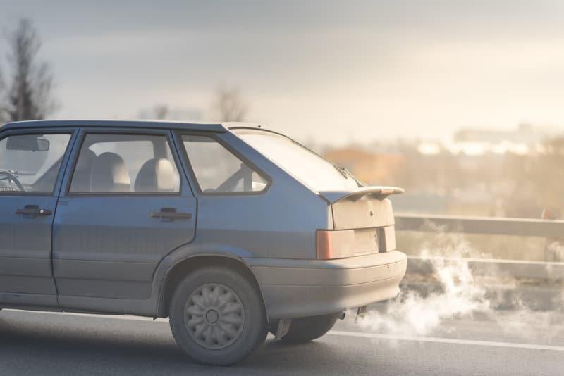 car idling